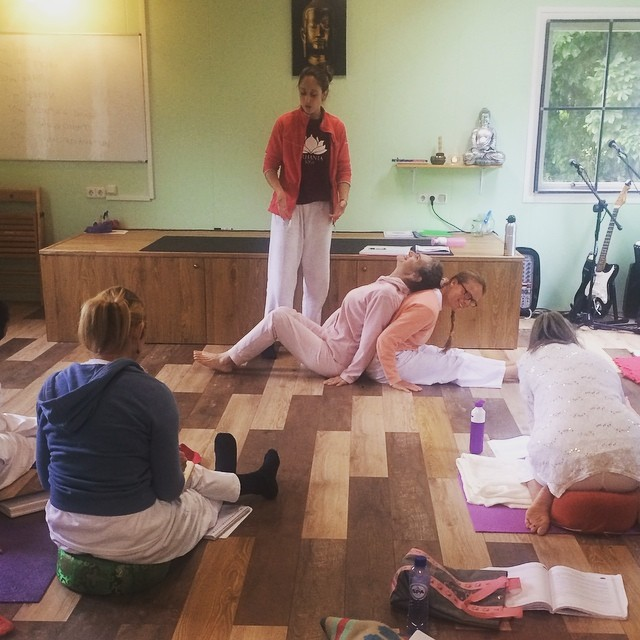 Letting the inner child out kidsyoga yogaforkids play fun ttchellip