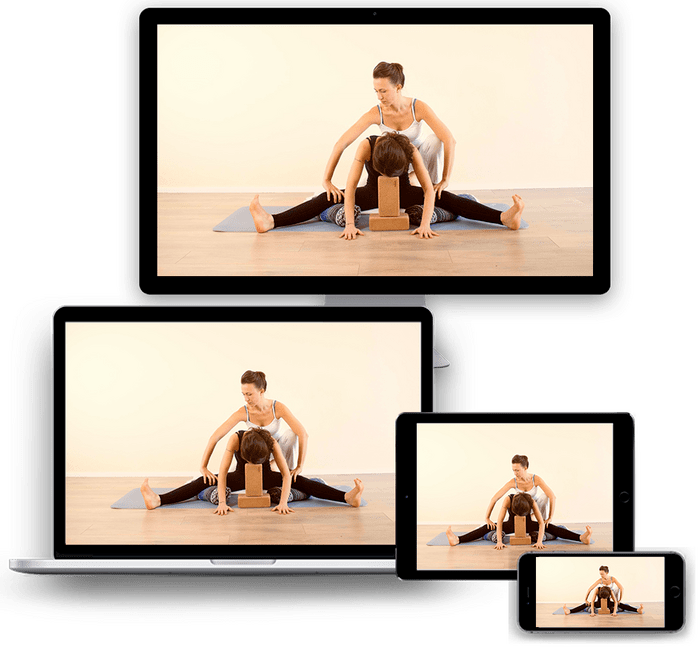 Restorative Yoga Training online